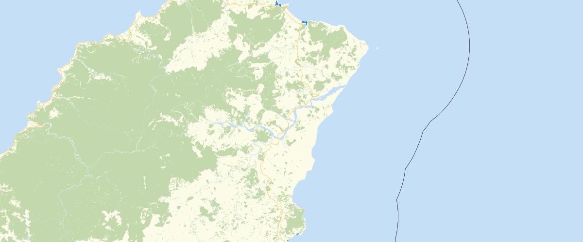 Gisborne - Sea Level Rise - Aep 1 pct 120