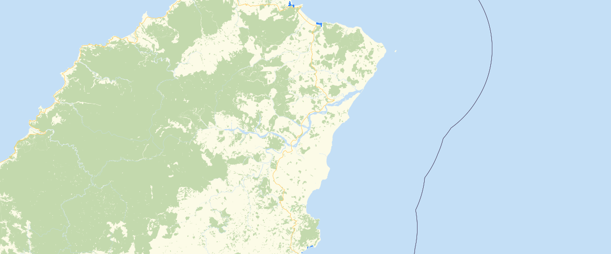 Gisborne - Sea Level Rise - Aep 1 pct 130