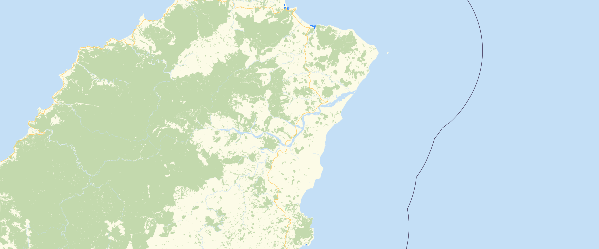 Gisborne - Sea Level Rise - Aep 1 pct 40