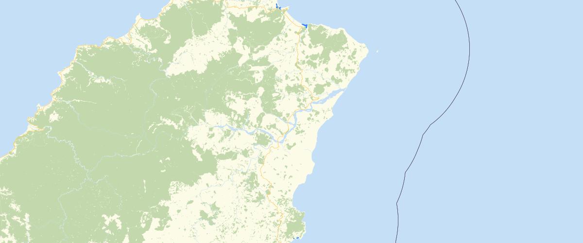 Gisborne - Sea Level Rise - Aep 1 pct 50