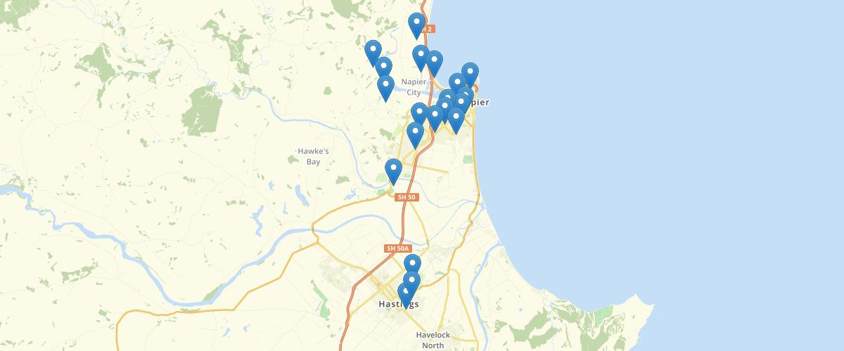 Hawkes Bay Coastal Communities - Hawkes Bay Regional Council