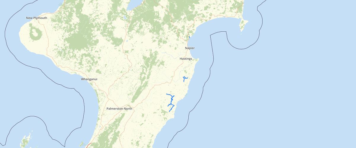 Hawkes Bay Drains - Hawkes Bay Regional Council
