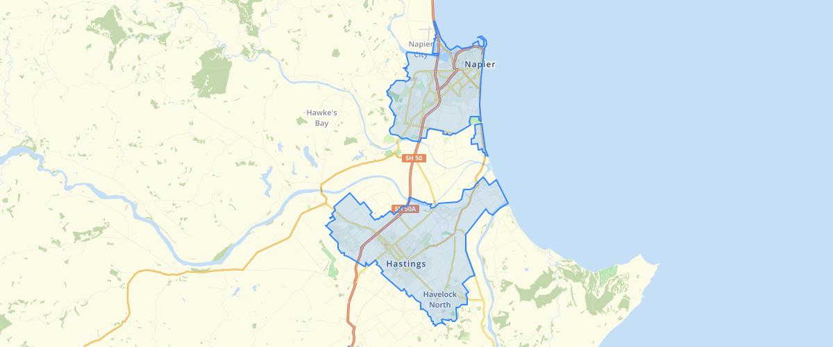Hawkes Bay LAWA Air Management Zone Reference Data - Hawkes Bay Regional Council