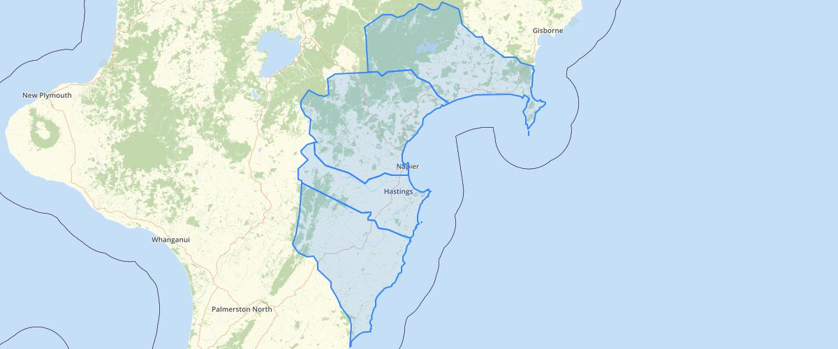 Hawkes Bay Taiwhenua