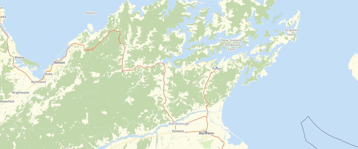 Marlborough - Freespot Wireless Zones