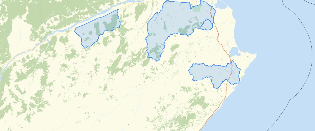 Marlborough - MEP - Afforestation Flow Sensitive Sites