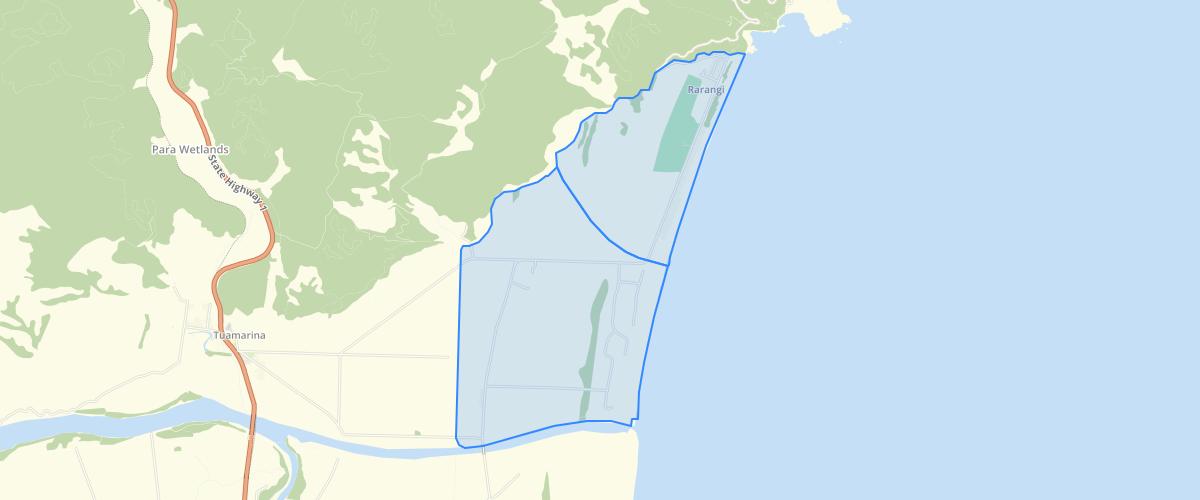 Marlborough - MEP - Freshwater Management Unit - Map 4
