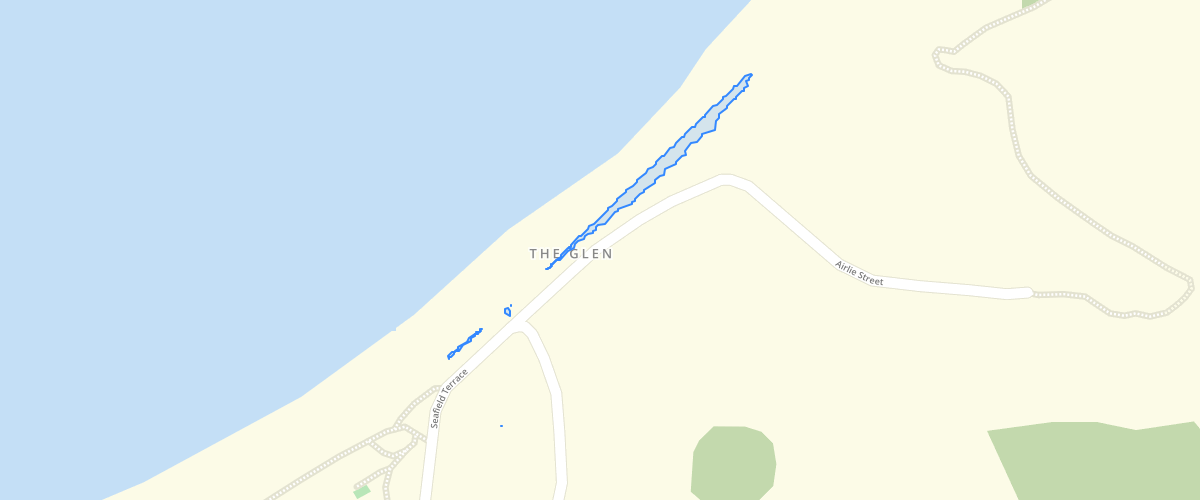 Nelson - Sea Level Rise - Aep 1 pct 10