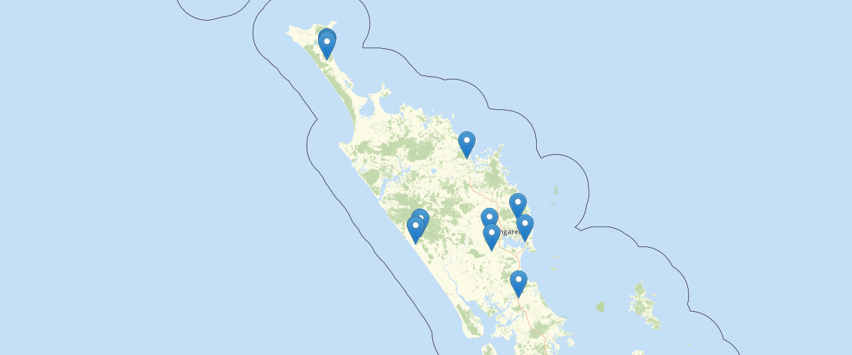 Northland Accumulated Freshwater Takes