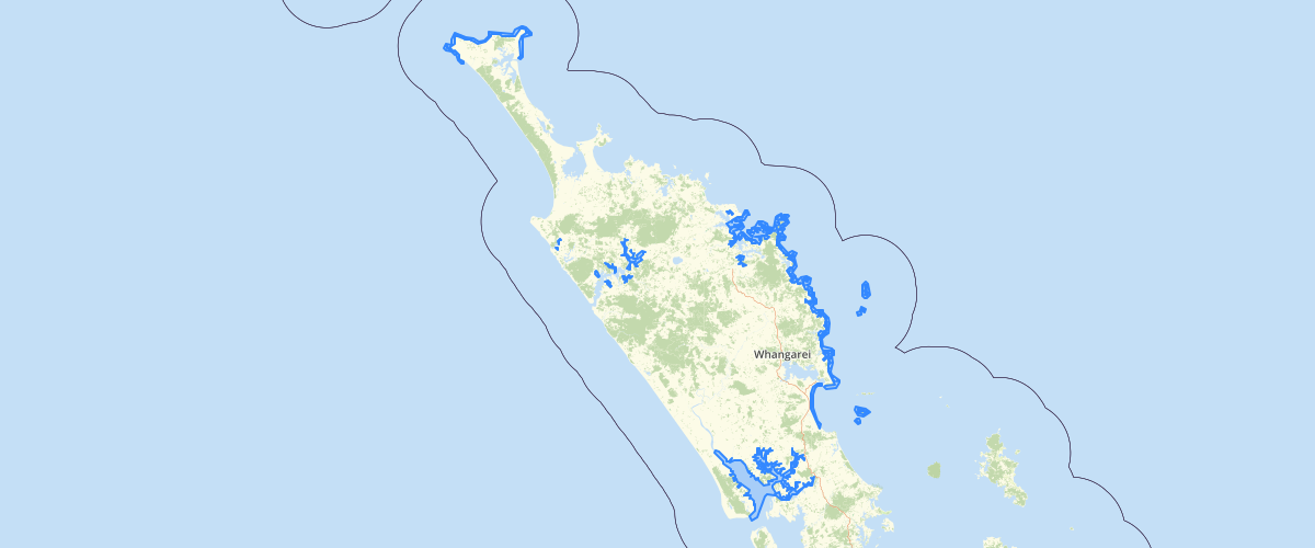 Northland Significant Bird Area