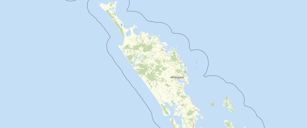 NRC Marine Management Areas