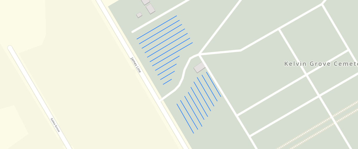 PNCC Cemetery Rows