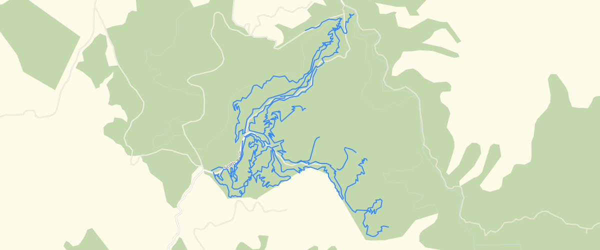 PNCC MTB Cycle Trails