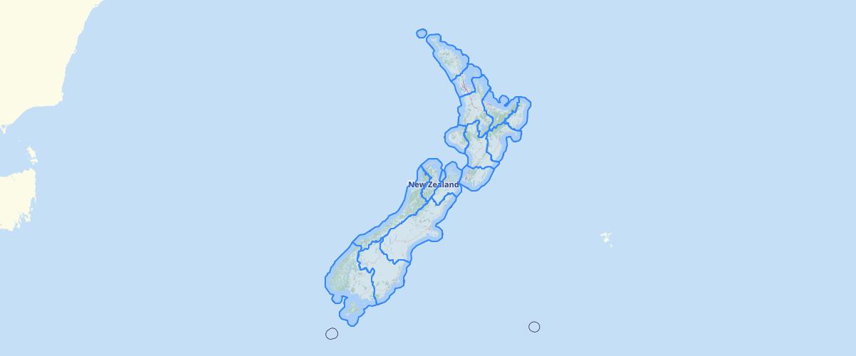 Regional Councils 2006