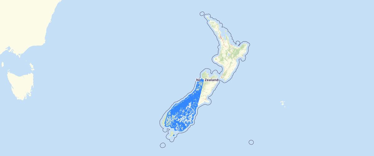 Sentinel 2 2019 footprints
