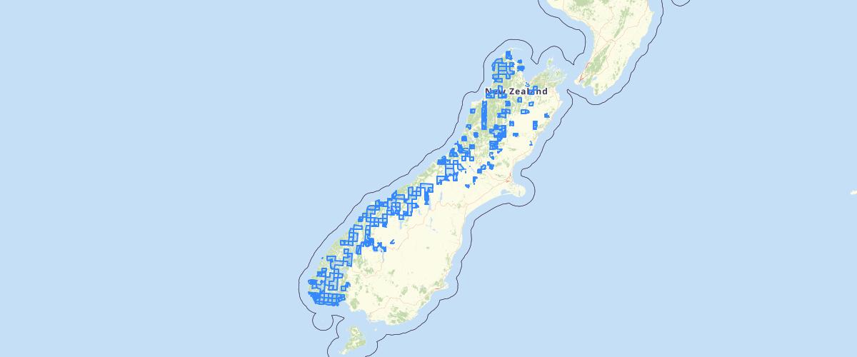 DOC Kea Habitats
