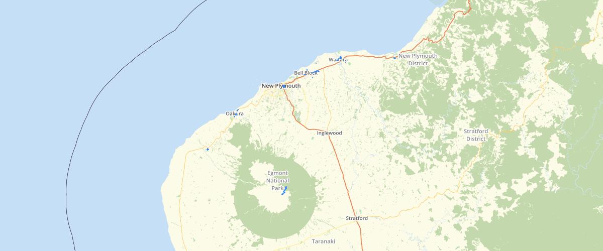 Taranaki Designation - New Plymouth District Council