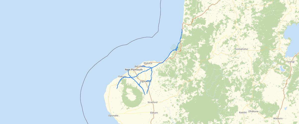 Taranaki Gas Transmission Pipeline Corridor - New Plymouth District Council