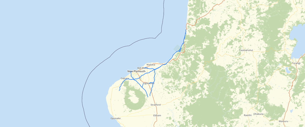 Taranaki Gas Transmission Pipeline - New Plymouth District Council