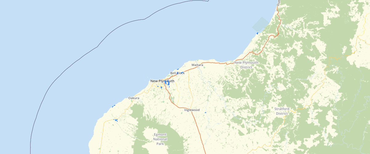 Taranaki Parks - Reserve - New Plymouth District Council