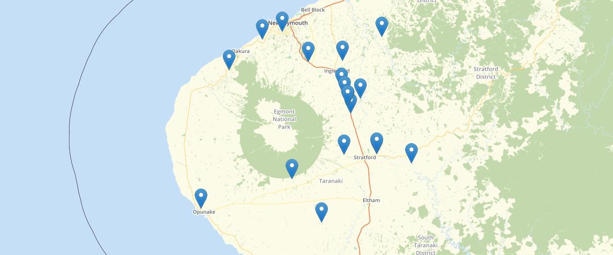 Taranaki Resource Consent - Land Use