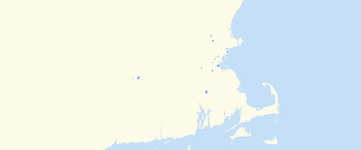 US Block Groups - Massachusetts