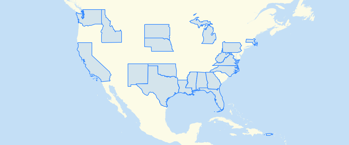 US State