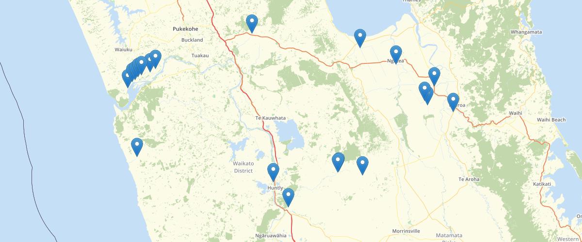 Waikato Assets Floodgates - Waikato Regional Council