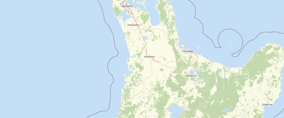 Waikato Assets River Works Line - Waikato Regional Council