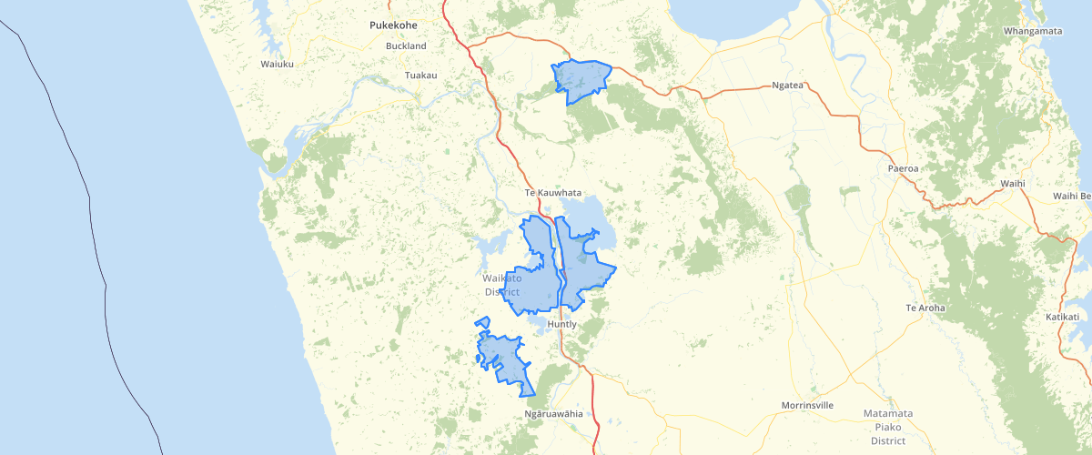 Waikato Coal Mine Policy Area - Waikato District Council