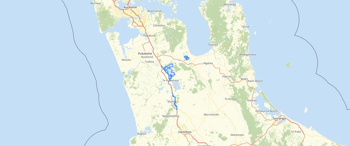 Waikato Designation - Waikato District Council