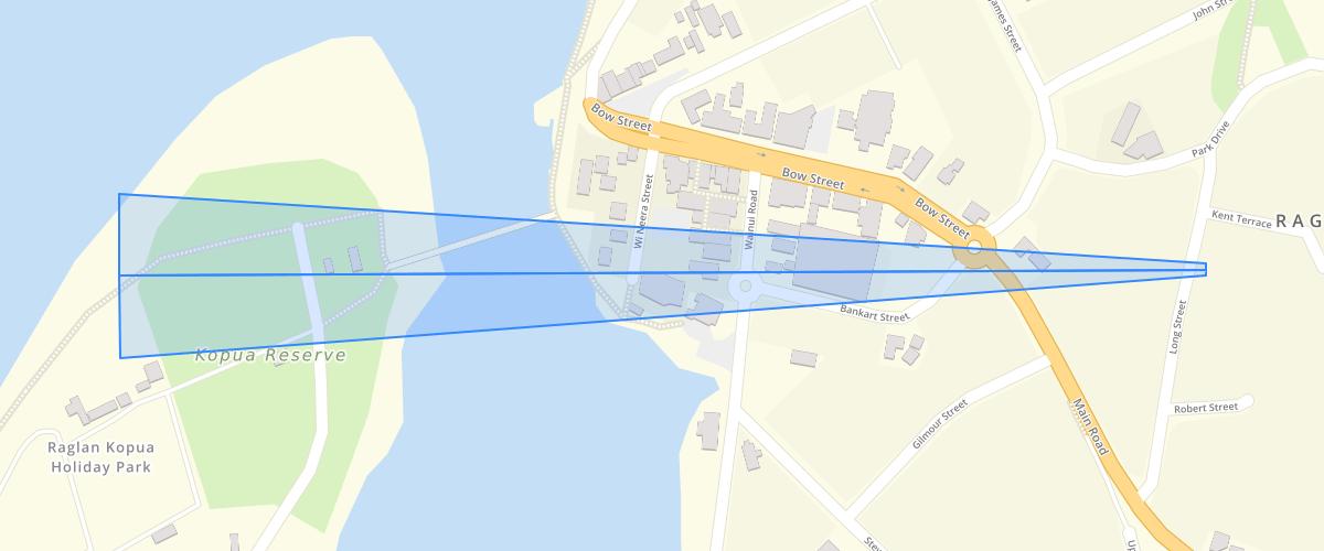 Waikato Raglan Navigation Beacon - Waikato District Council