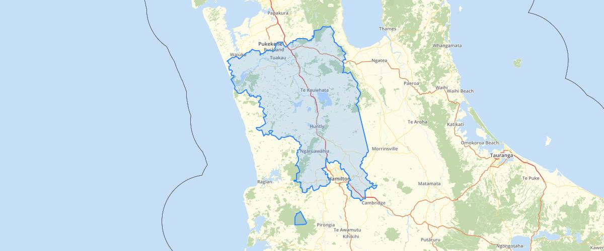 Waikato River Catchment - Waikato District Council