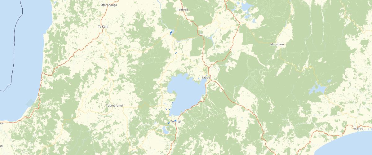 Waikato Speed Limit - Taupo District Council