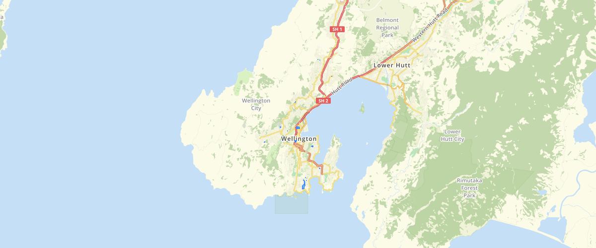 Wellington Activity Areas