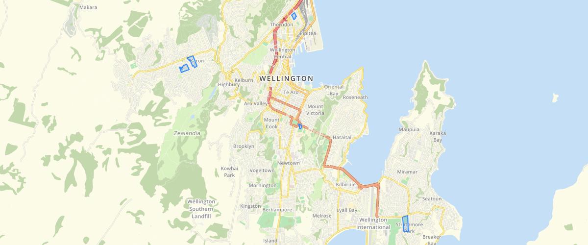 Wellington Educational Precincts
