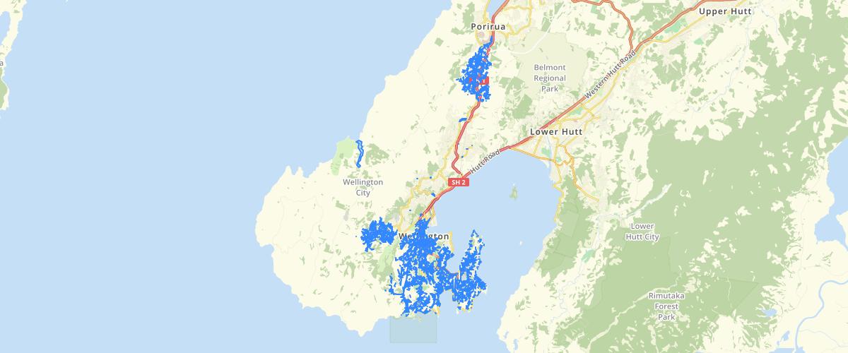 Wellington Flood Zones