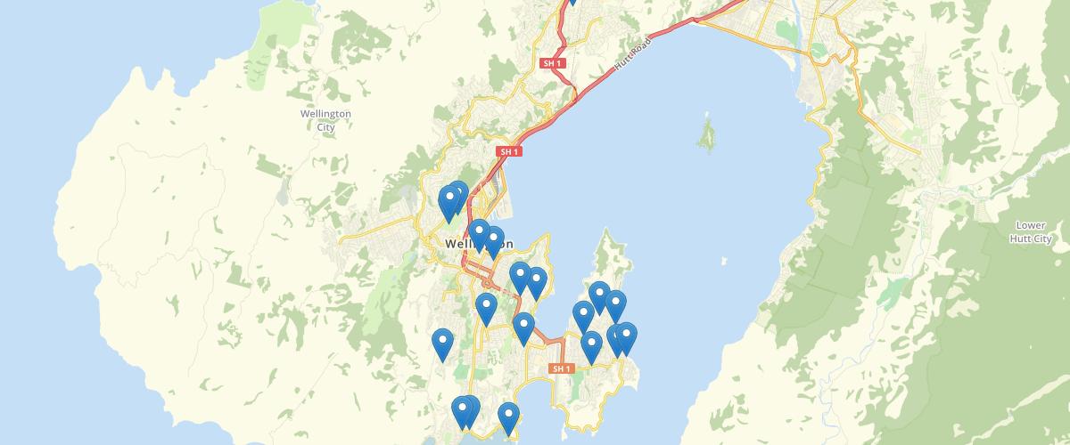 Wellington Public Toilets