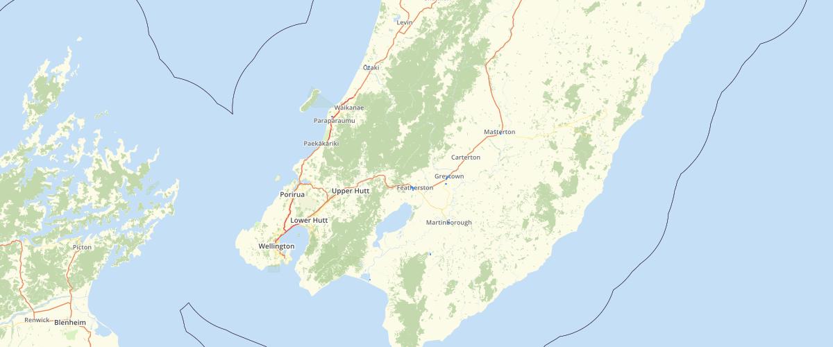 Wellington Regional Council SLUR Selected Land Use Register