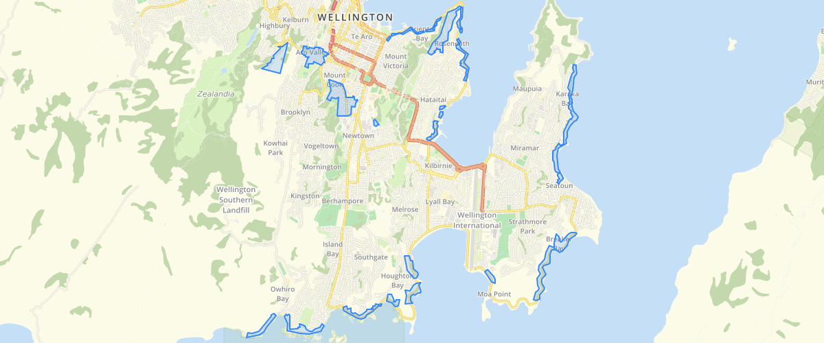 Wellington Special Residential Areas