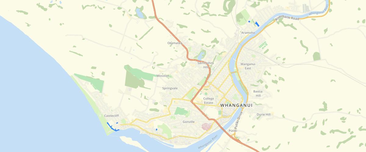 Whanganui - Planning Property Zones