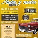 Exposición autos clásicos y motos