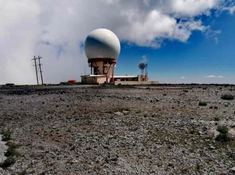 Actividad con Cielo, Torre de agua, Tecnología, Observatorio, Suelo