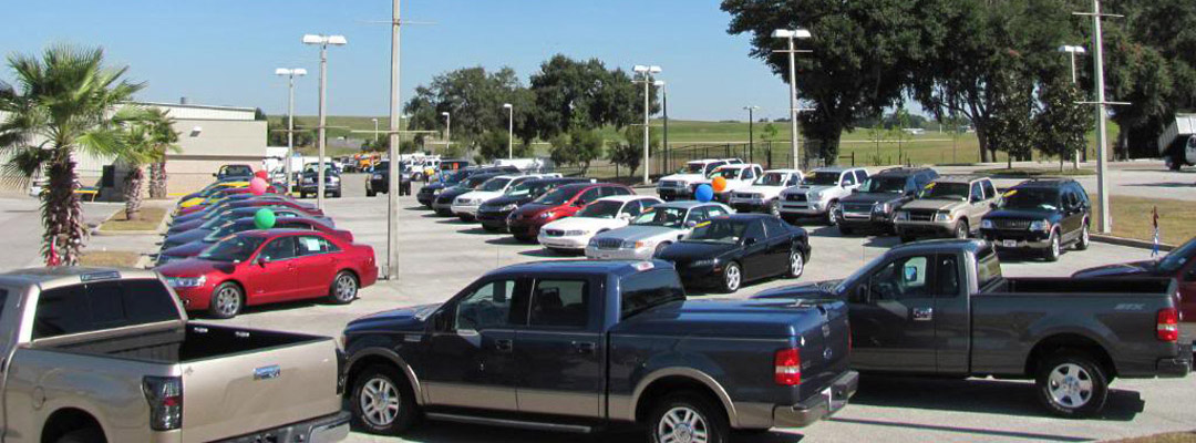 Used Cars, Trucks, and Vans in Tampa at Gator Ford