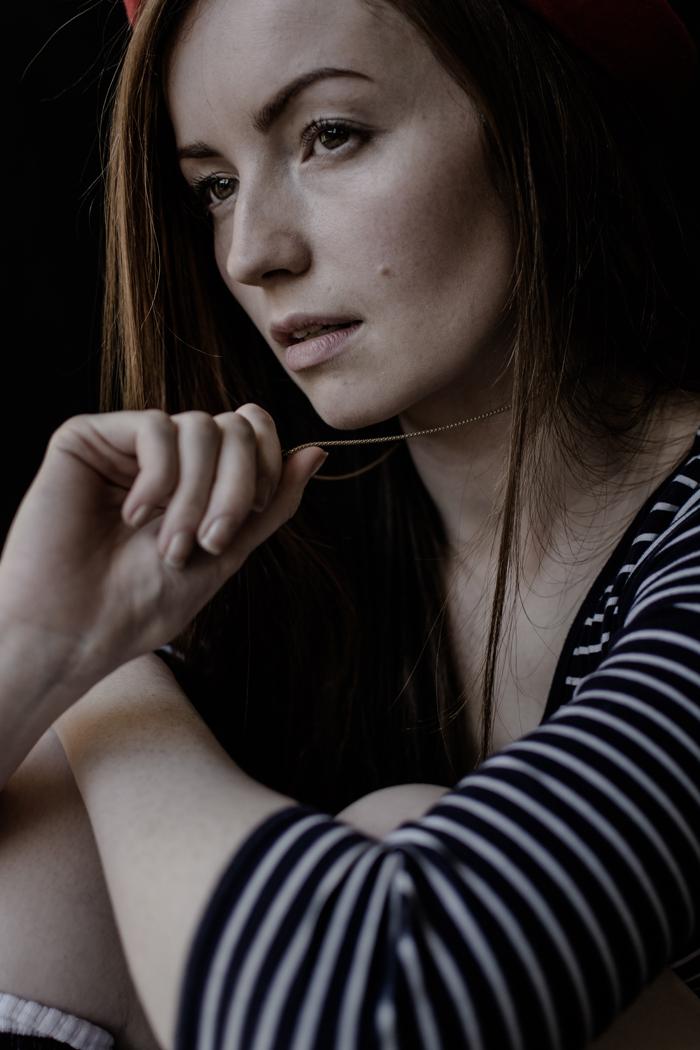 Model: Samantha Allison