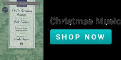 Christmas Music - Shop Now