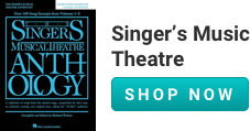 Singer's Musical Theater - Shop Now