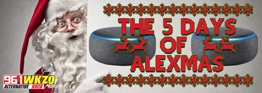 The 5 Days Of Alexmas