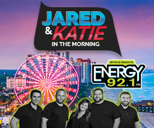 Myrtle Beach's Energy 92 1 | All The Hits!