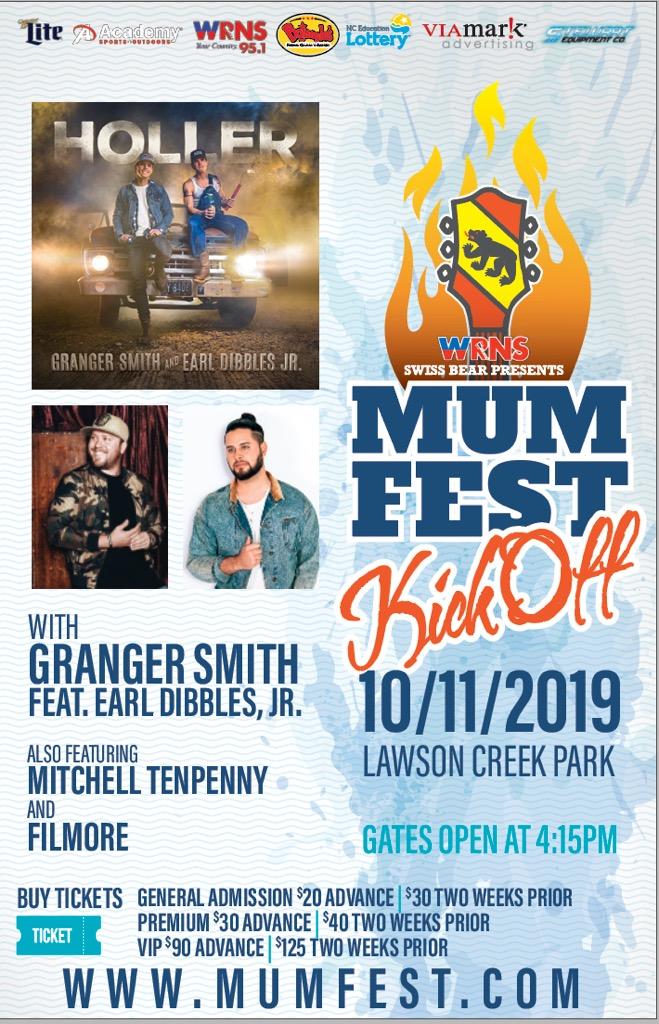 New Bern Mumfest 2019